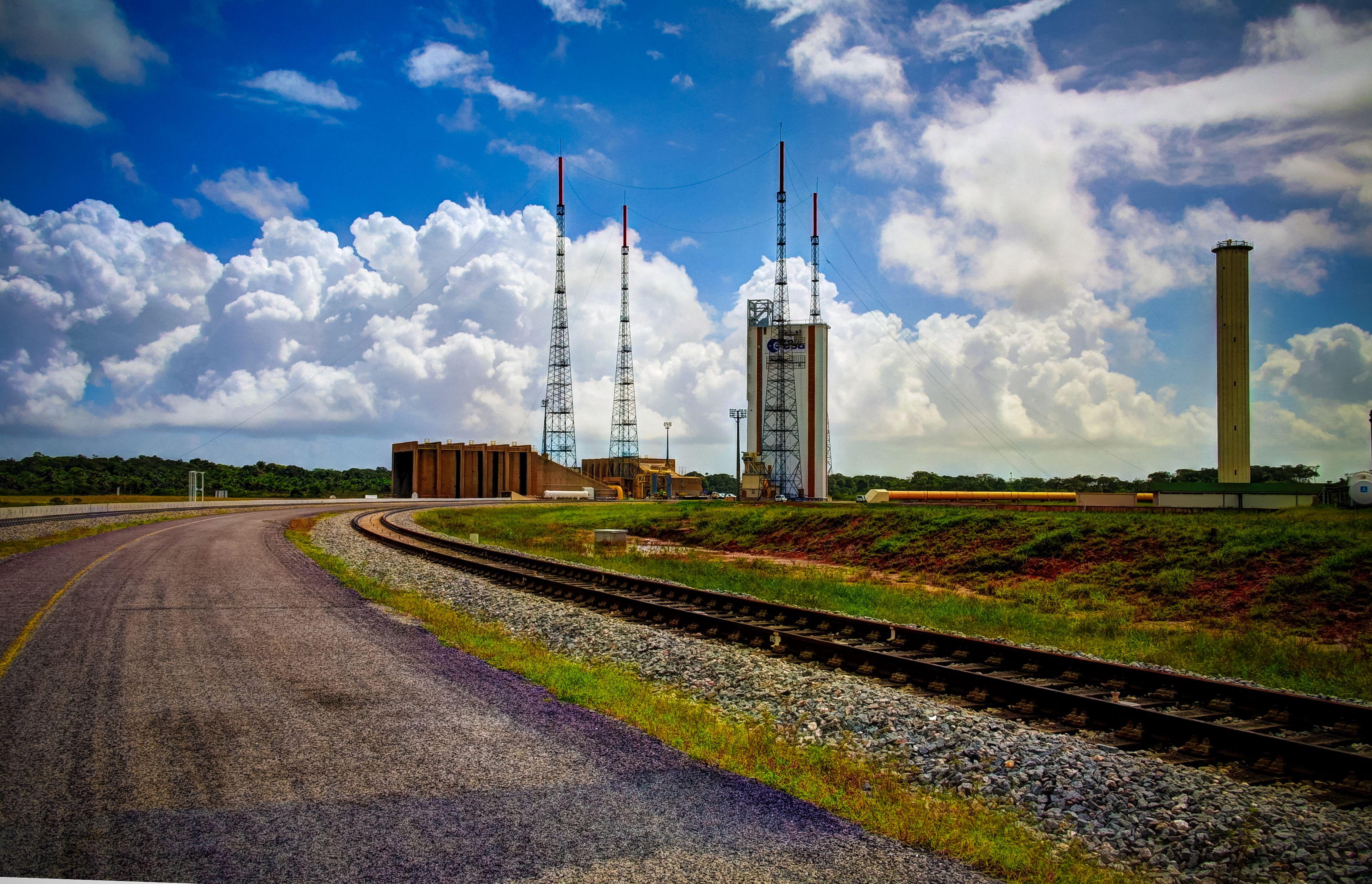 Guiana Space Centre, Kourou, French Guiana