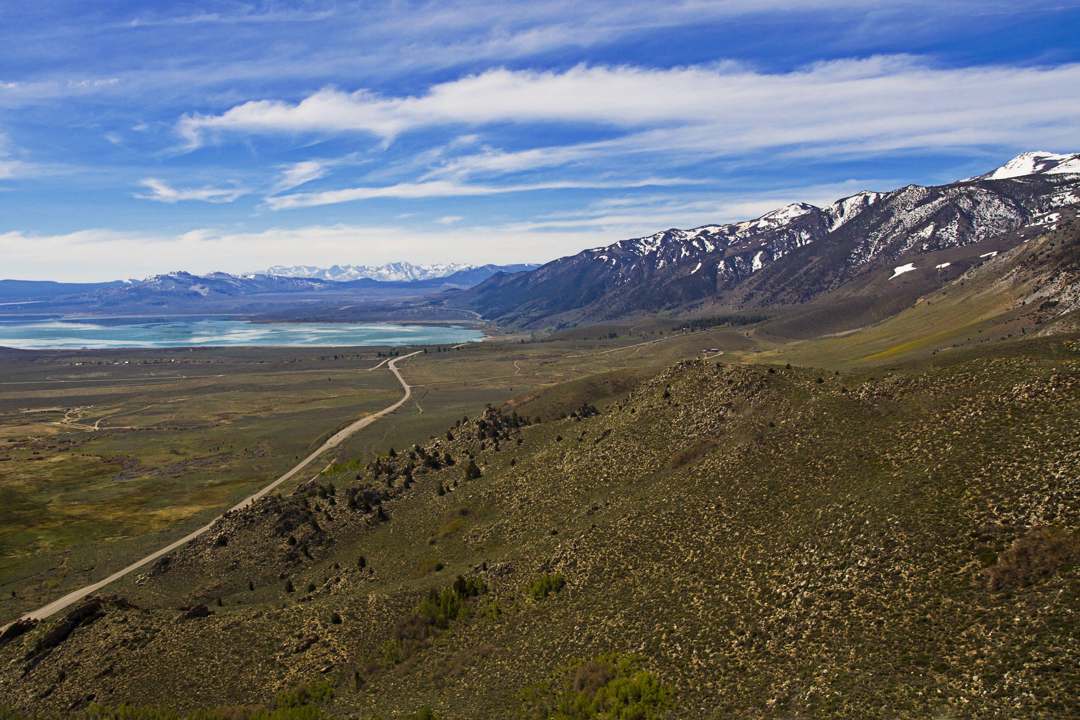 Eastern Slopes of Sierra Nevada Mountains