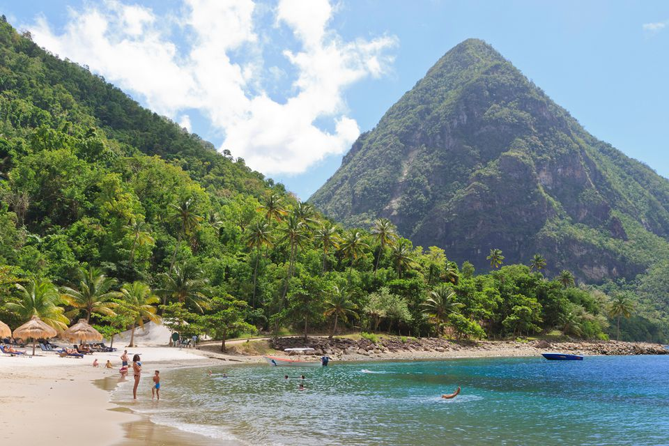 Best Hotels For Families In St Lucia
