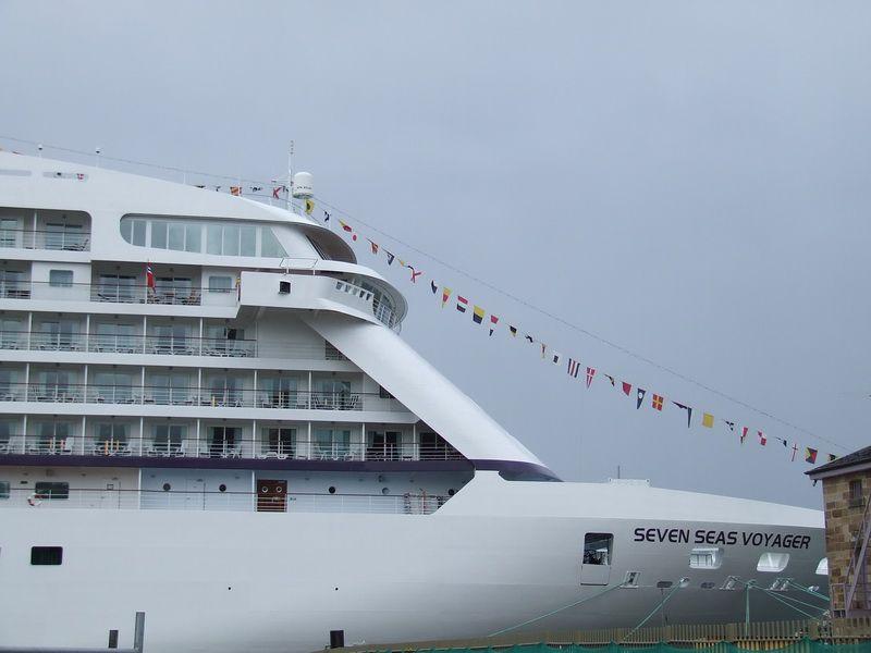 Regent Seven Seas Cruises' Seven Seas Voyager