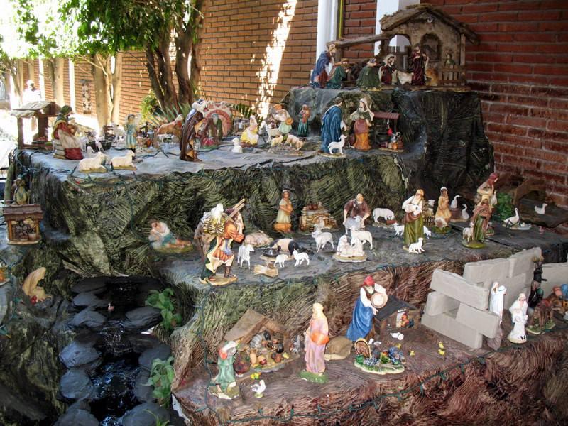 A Mexican Nativity Scene