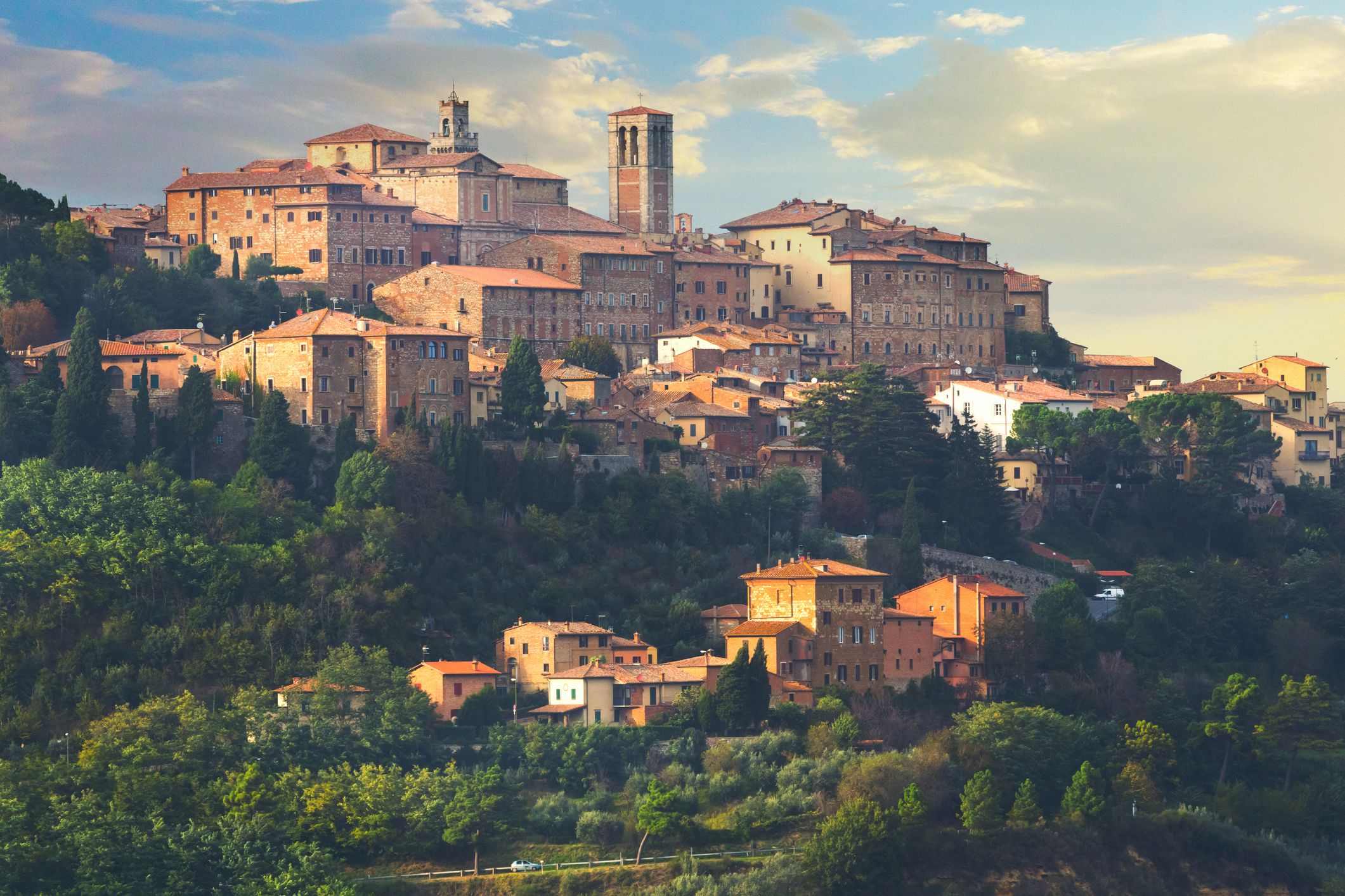 Guide to Montepulciano...
