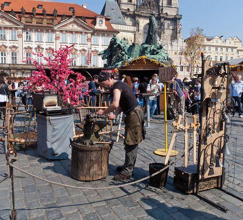 Prague in Spring