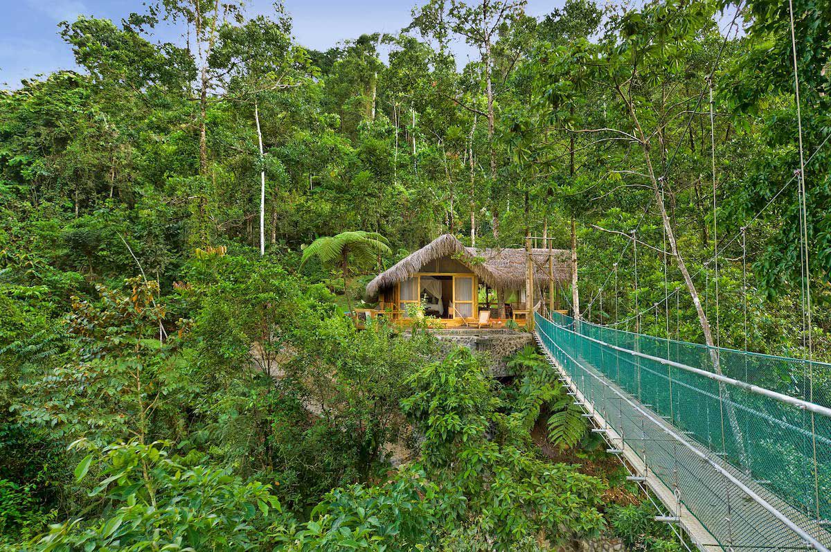 These Are the Absolute Best Adventure Lodges in the World