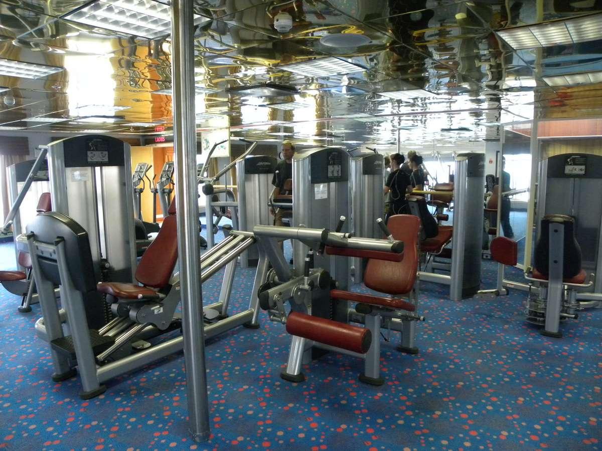 Carnival Fantasy - Fitness Center