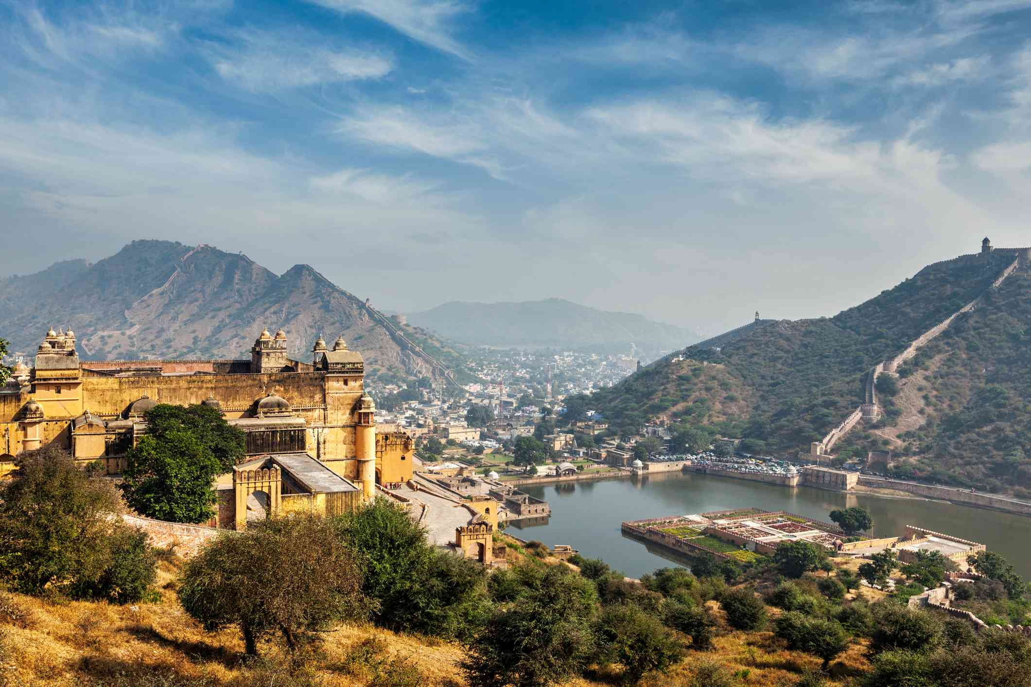 جايبور ، راجستان.