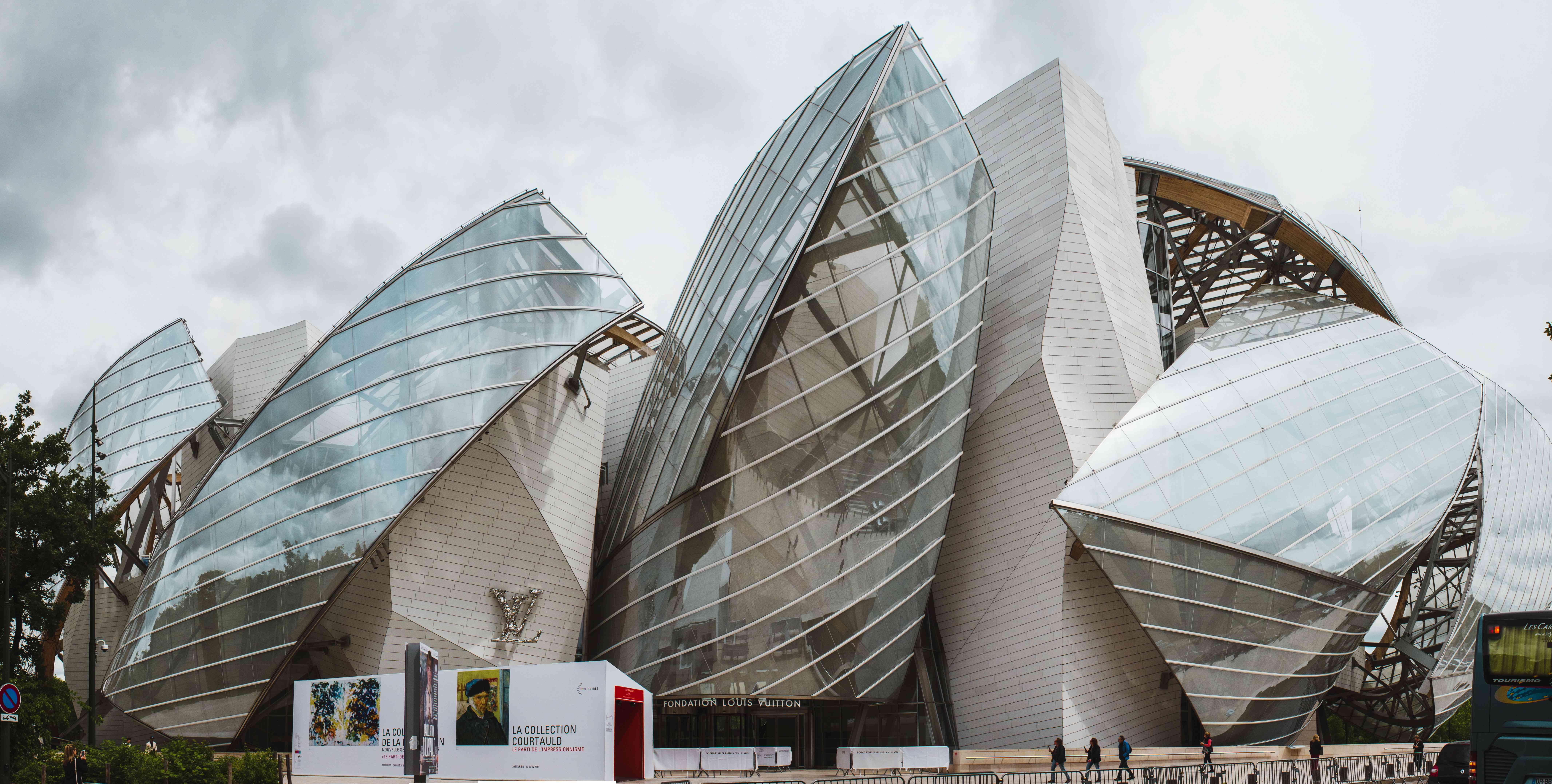 Foundation of Louis Vuitton