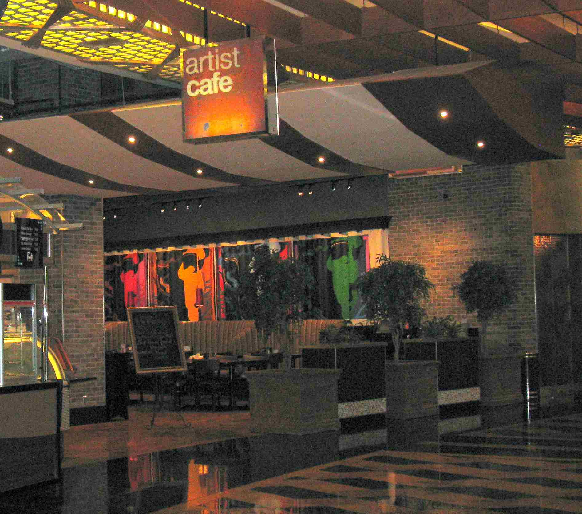 Artist Cafe Casino Windsor