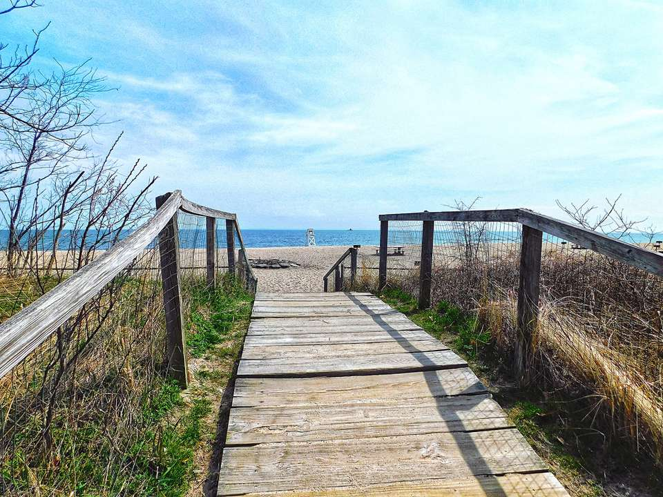Connecticut Beach