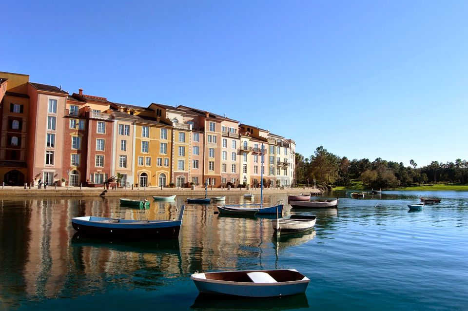 Portofino Bay Hotel Universal exterior