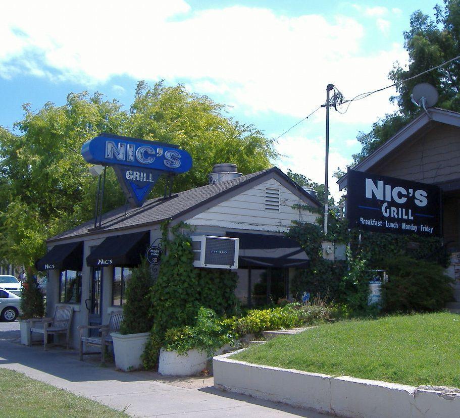 Nic's Grill Oklahoma City