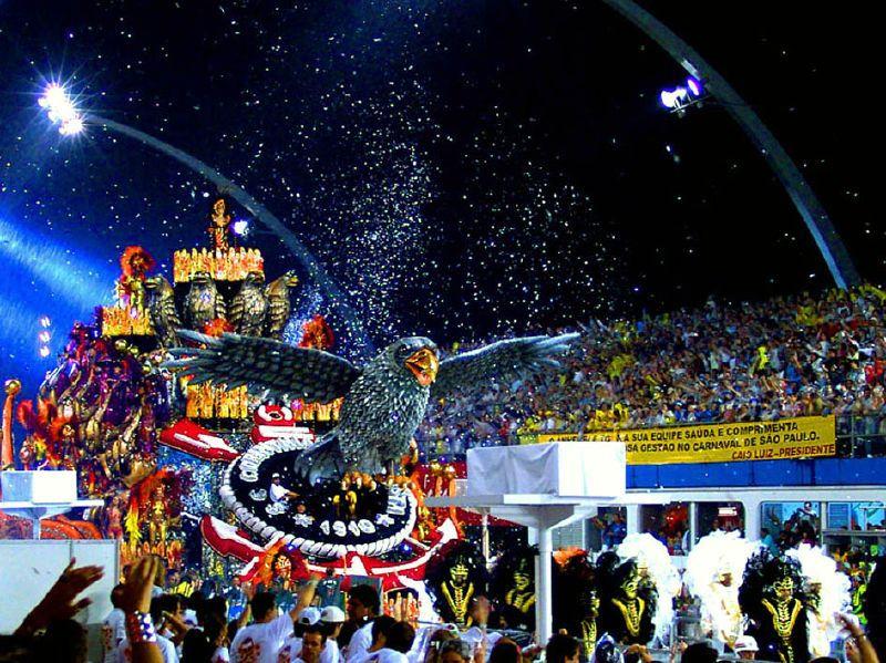 Where to celebrate Carnaval in Brazil