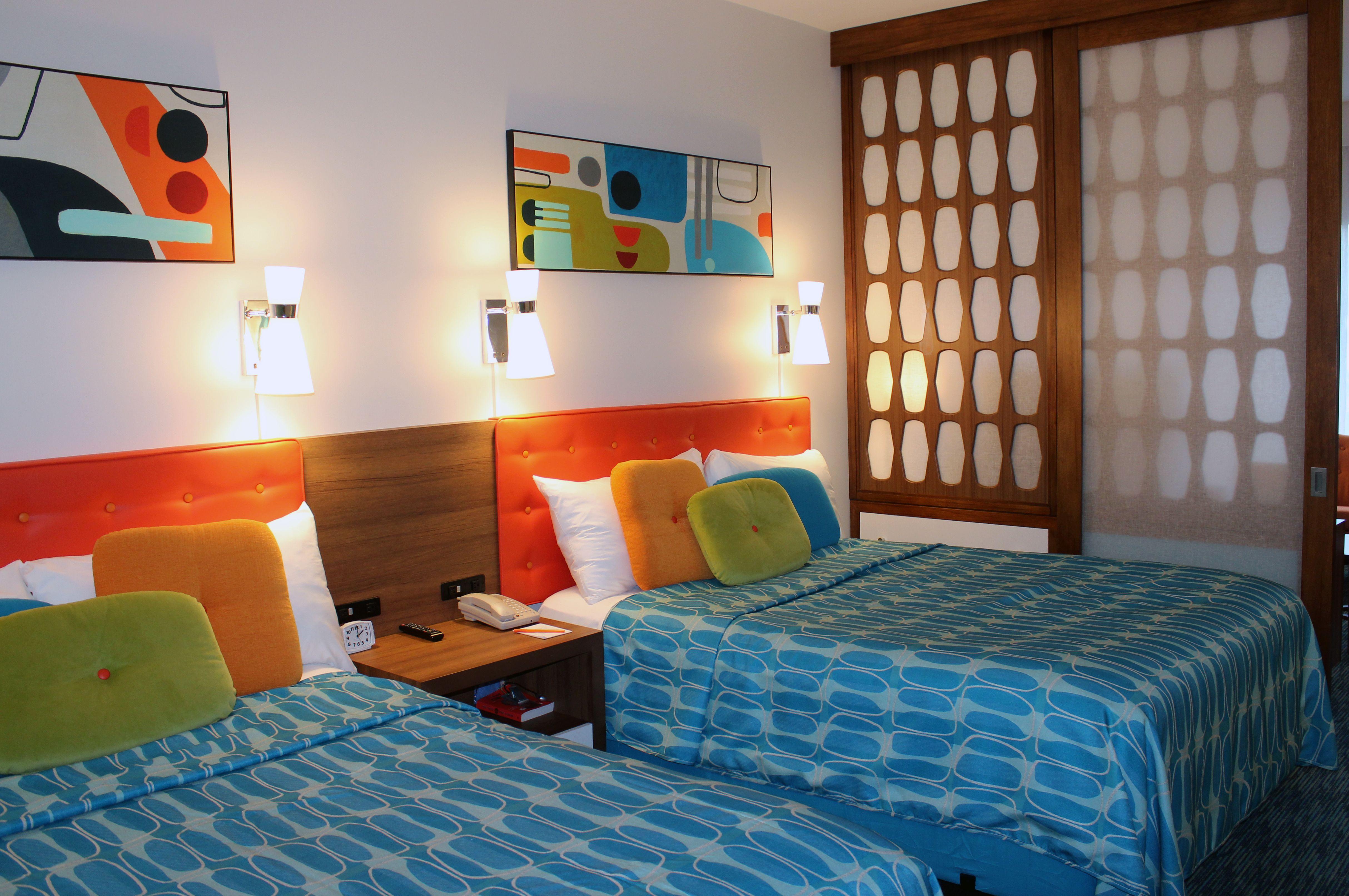 Cabana Bay Universal Orlando Beds