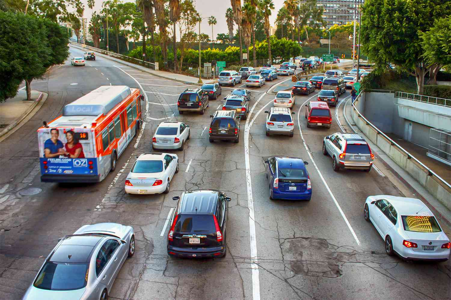 LA Driving: Freeway Names and Traffic Lingo Made Easy on