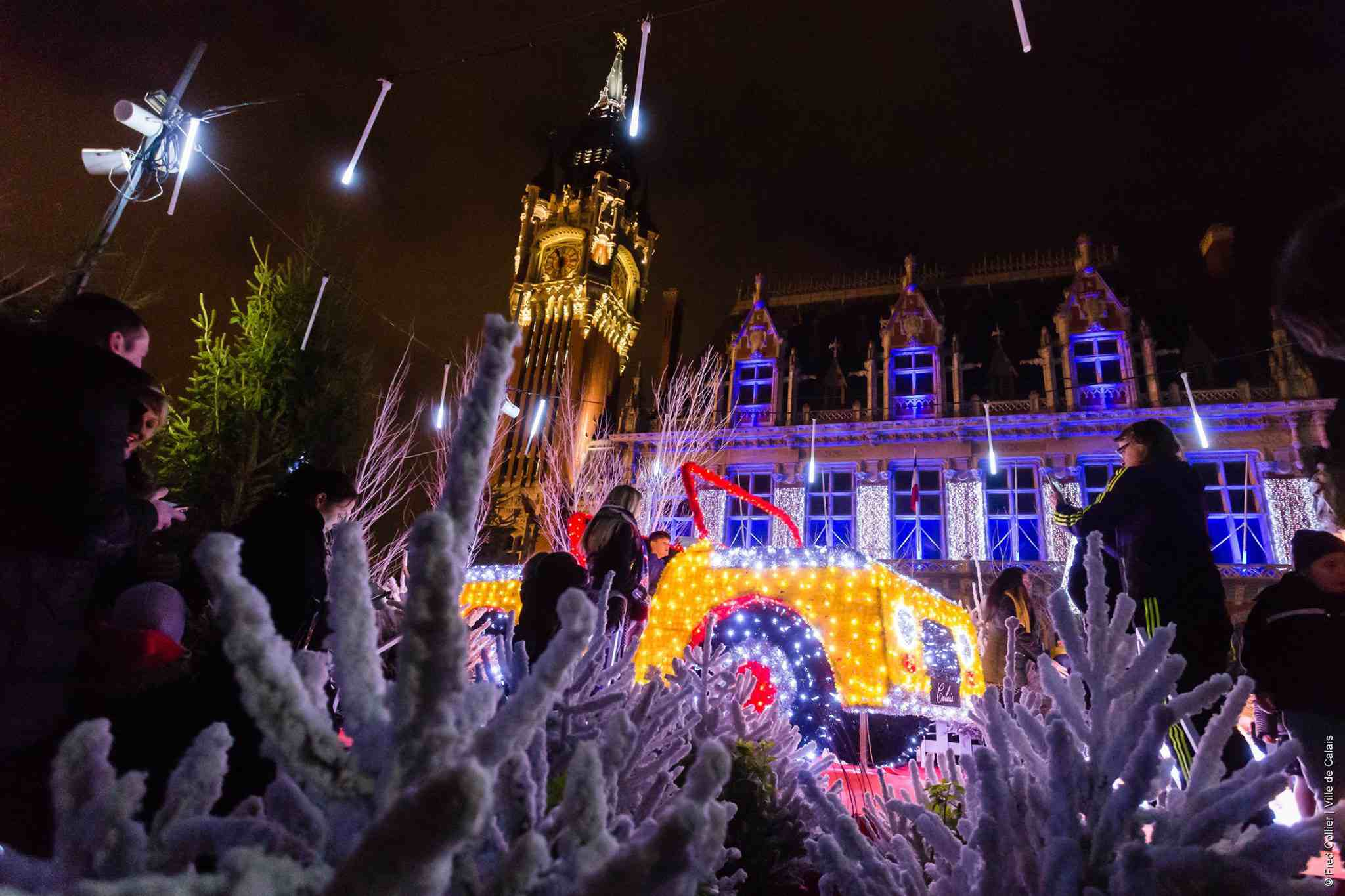 10 Best Christmas Markets in Northern France