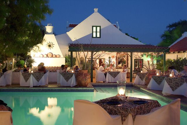 Best Dining And Restaurants In Aruba With A Map