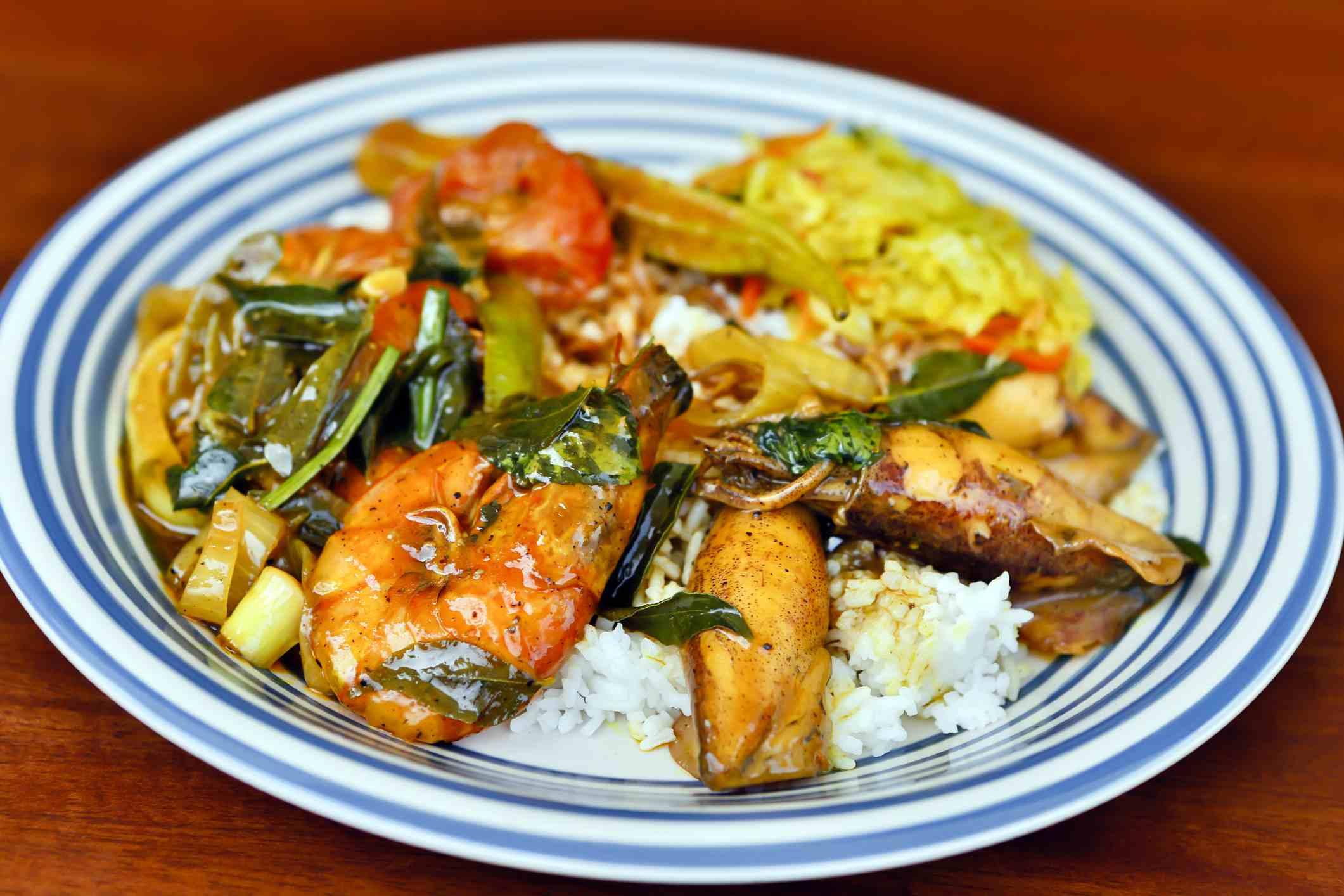Nasi Kandar Malaysian Cuisine