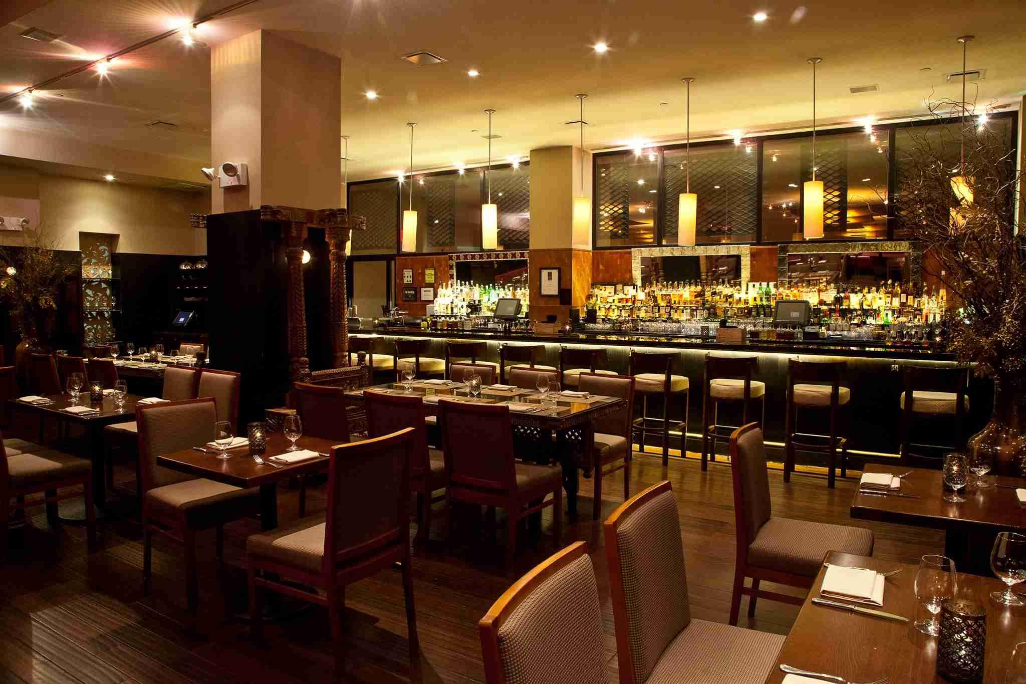 New Year's Eve Restaurants in New York City