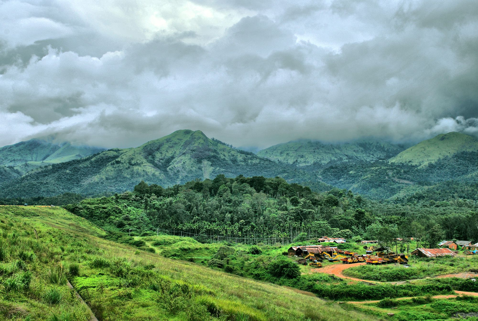 Valparai Tour Packages from Coimbatore