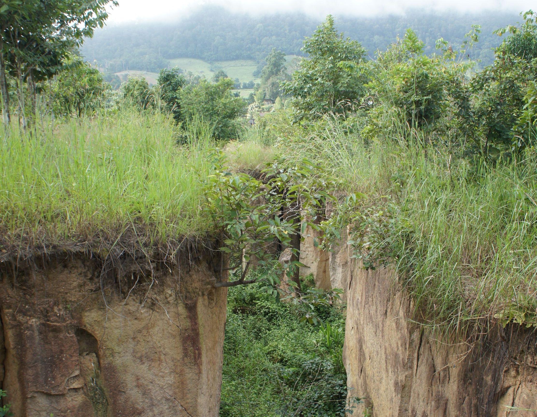 Land Split Thailand