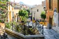 Plaka Neighborhood in Athens, Greece