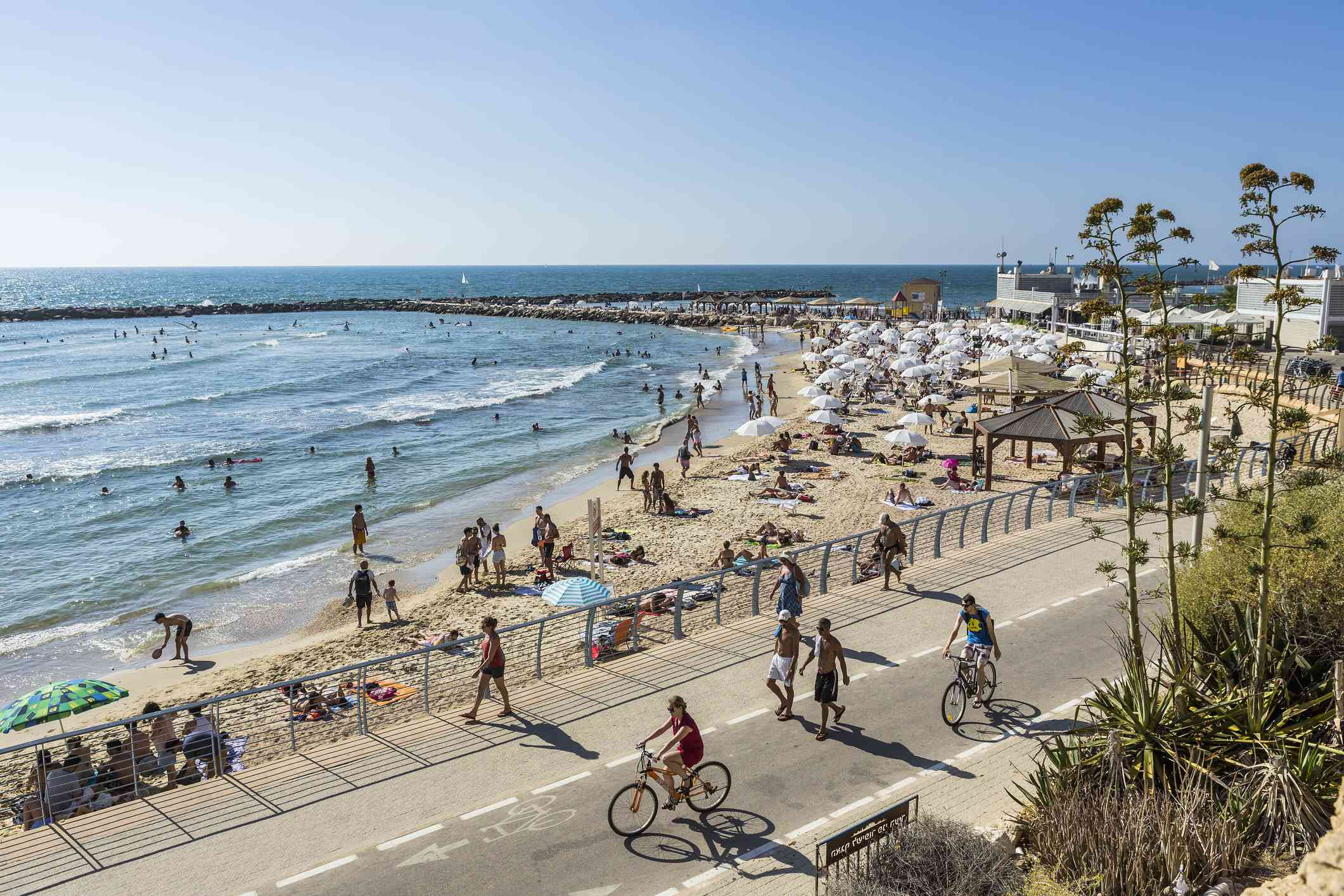 Hilton Beach, Tel Aviv