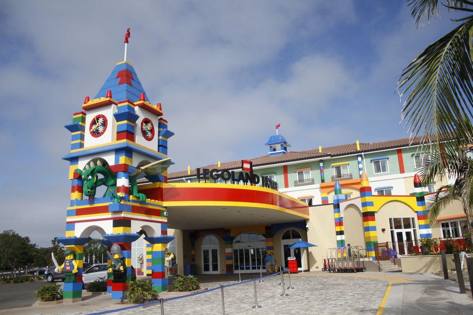 Legoland, California Theme Park Hotel