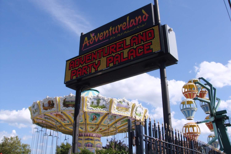 Adventureland in Long Island
