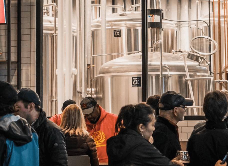 Crosstown Brewing Co.