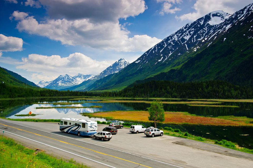RVing through Alaska