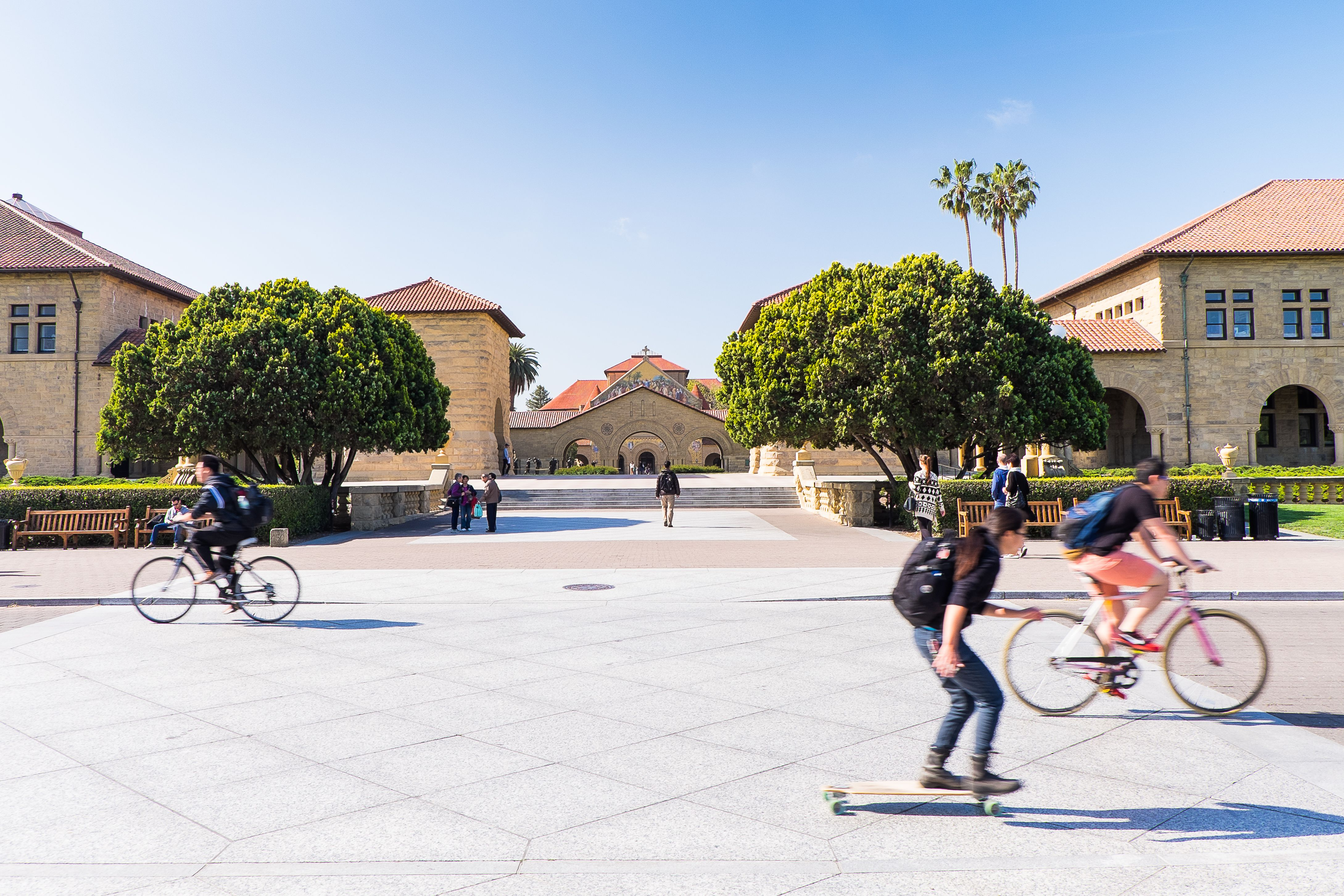 Silicon Valley Colleges & Universities