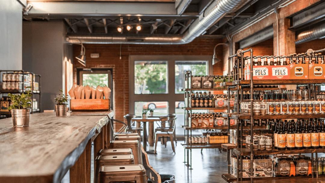 Craft Tasting Room