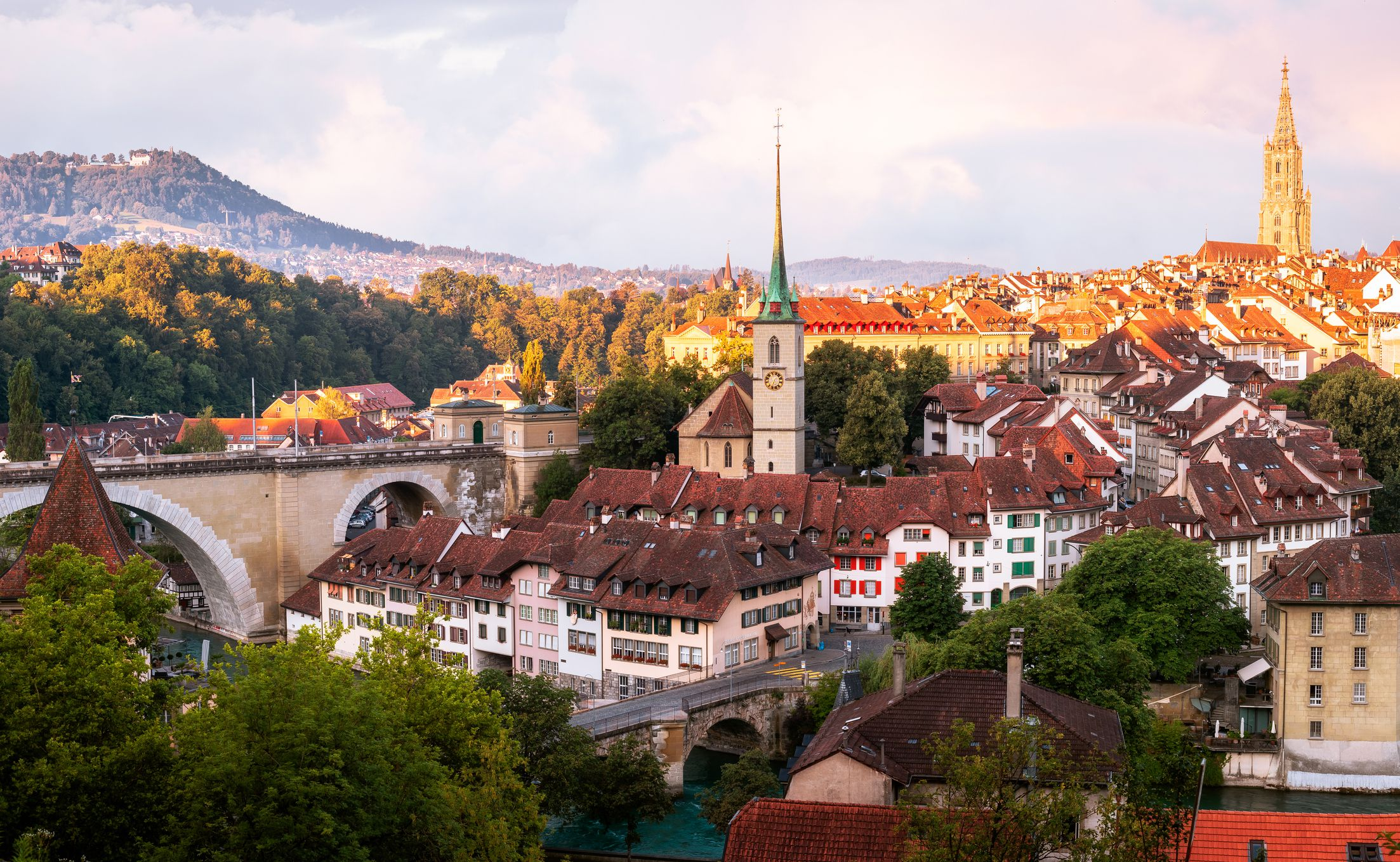 What to See & Do in the Swiss Capital of Bern