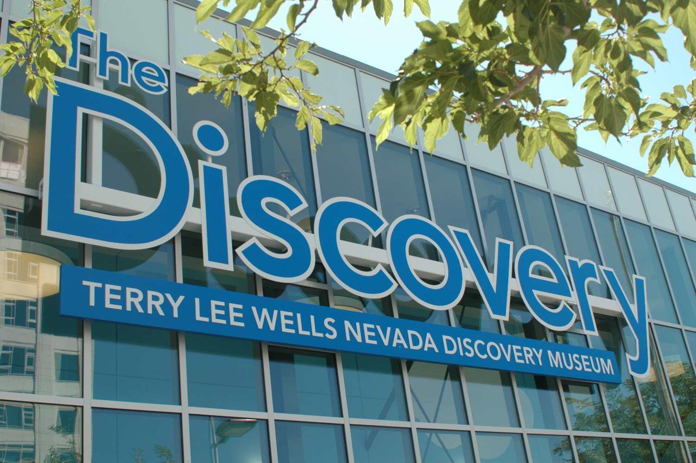 El Museo Discovery en Reno, Nevada