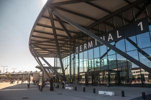 Lyon Airport, Terminal 1, France