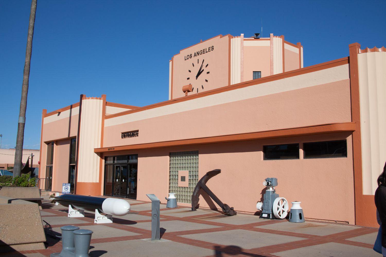Museo Marítimo de Los Ángeles en San Pedro