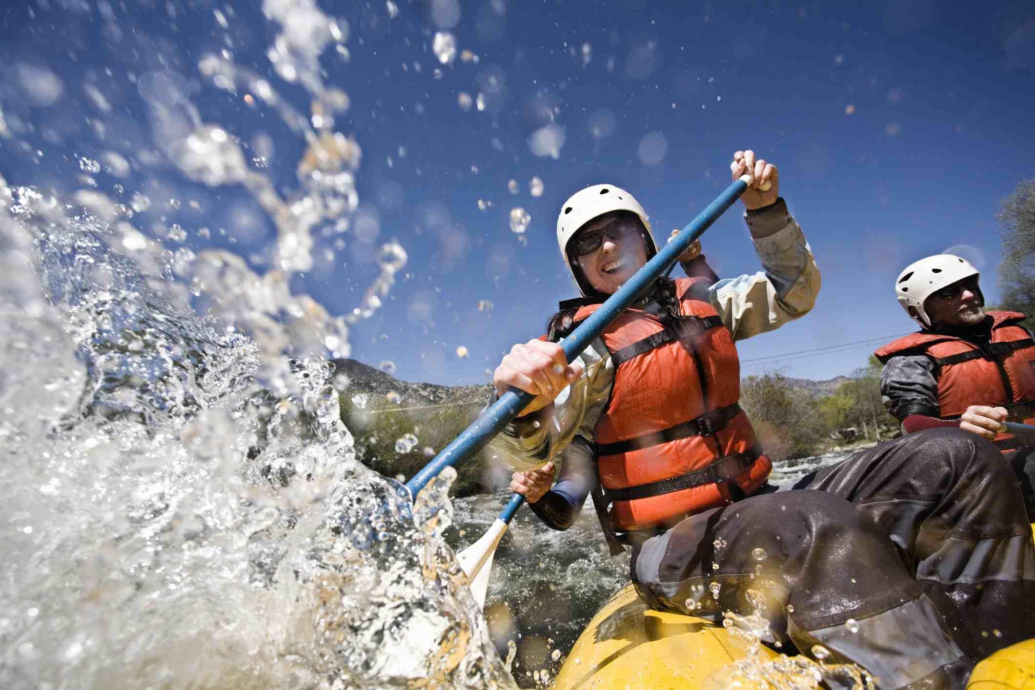 Adrenalin Junkies Africa Whitewater Rafting