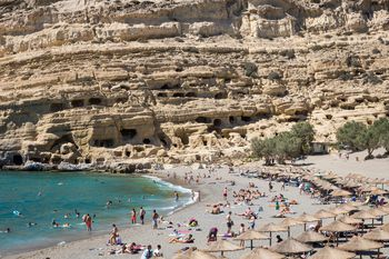 nude beach in greece