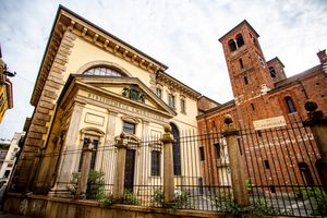 Biblioteca Ambrosiana in Milan