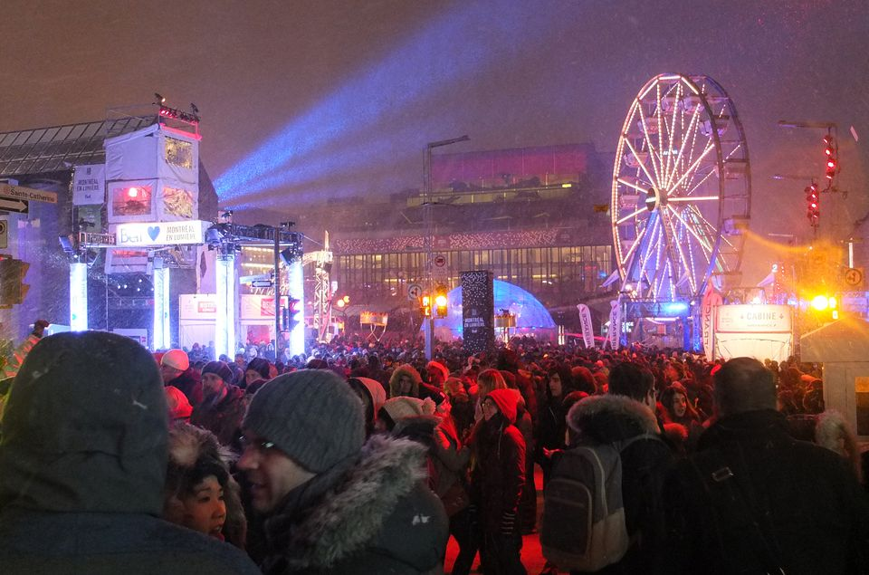 Montreal Nuit Blanche 2017: how to do Montreal's all-nighter the RIGHT way.