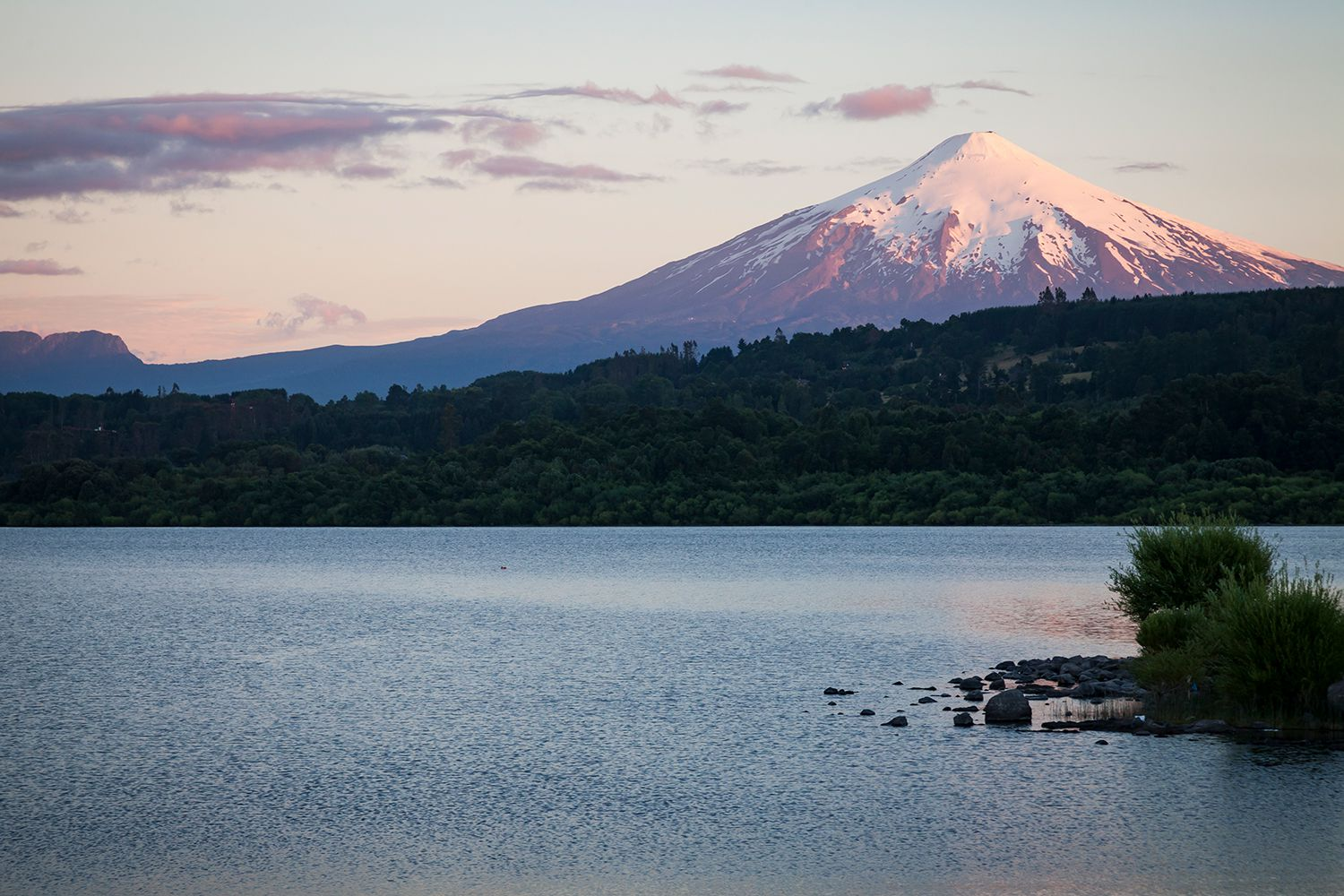 Guide To The Spectacular Scenery Of Chile S Lake District