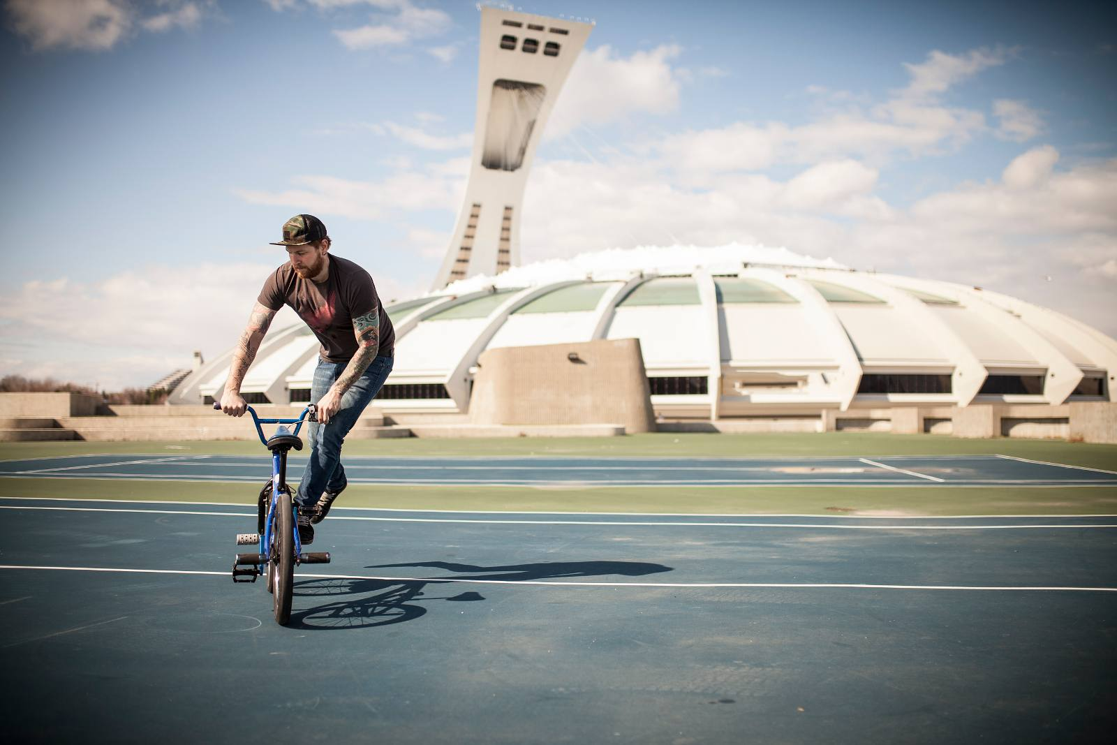 Extreme Sports at Olympic Park