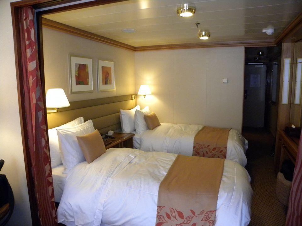Silversea Silver Spirit Veranda Suite