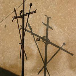 Montsegur cross