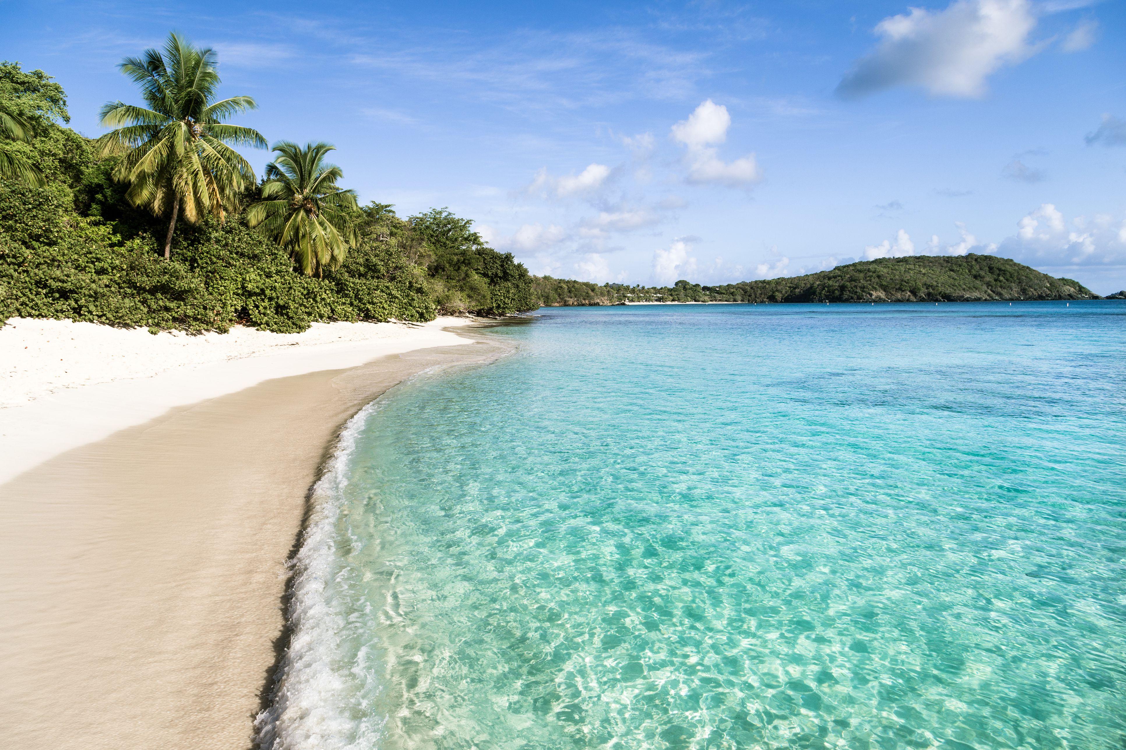 Top Six Beaches on St. John, U.S. Virgin Islands