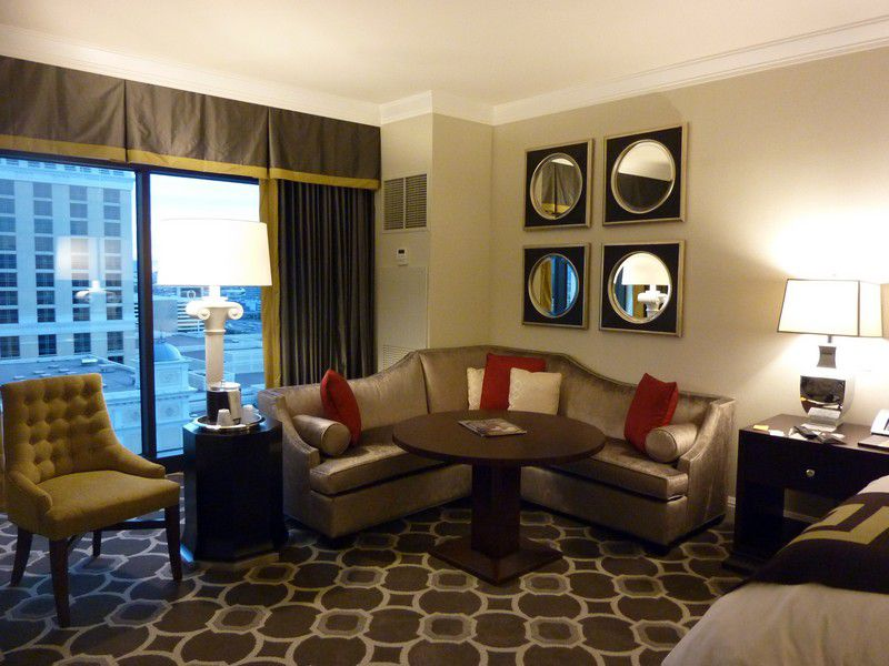The Rooms At The Octavius Tower At Caesars Palace