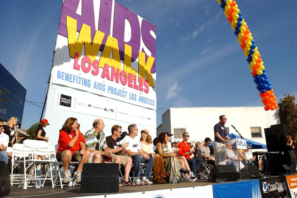 Annual AIDS Walk Los Angeles
