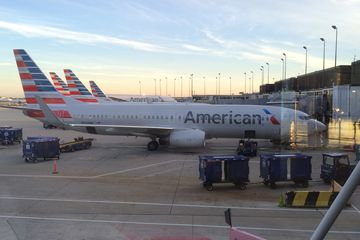 Tips for checking into an AA flight. oneworld airline