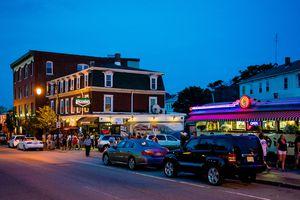 Worcester Restaurant Row