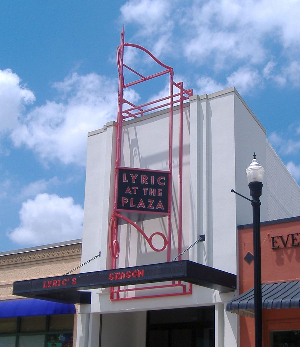 Lyric Theatre at the Plaza